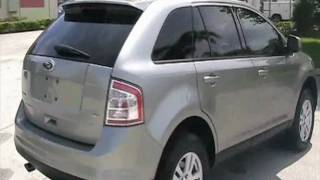 2008 Ford Edge SEL,Leather, DVD System, Call 305-310-1223 videos