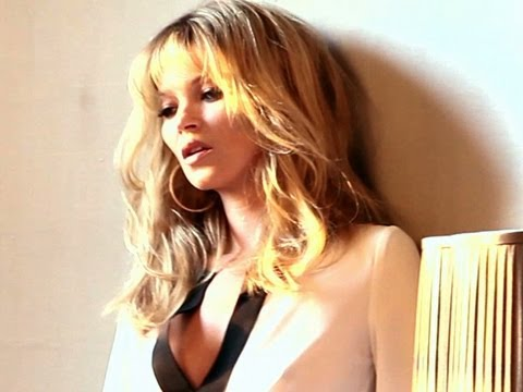 "Kate Moss for ""Mango"" 2012 - Behind the scenes"