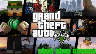 Grand Theft Auto V Cheat Codes Live Stream