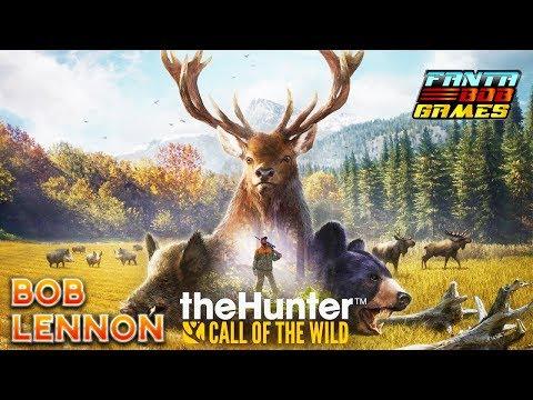 LE RETOUR DE LA CHASSE ?! - The Hunter : Call Of The Wild - avec Bob Lennon