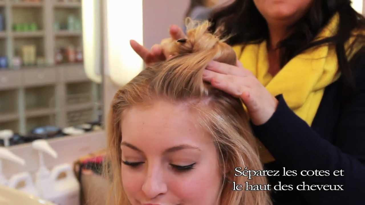 Comment faire un brushing am ricain parfait youtube - Comment faire un brushing ...