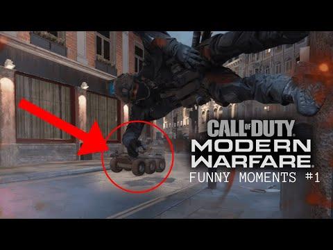 RC TANK KILLS US ALL!!! (COD Modern Warfare funny moments #1)