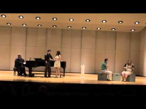 Single Man Drought- Nicole Leigh Hood Senior Recital