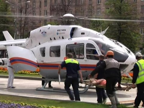 Moscow Investigates Deadly Subway Derailment
