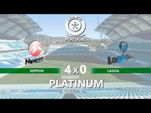 NIPPON X LAGOA - PT02 - COPA AFIA PORTUGAL 2018