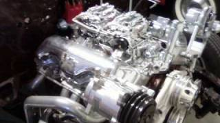 1963 Chevy S.S. Impala With 409 Engine
