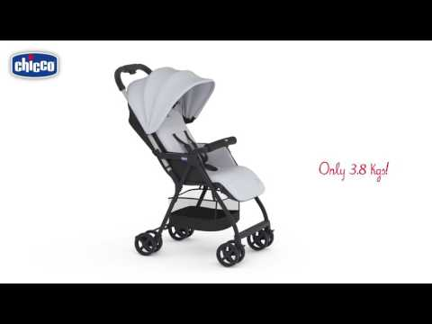 Chicco OhLaLa Stroller Black