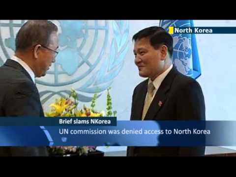 UN Human Rights Report: North Korean crimes 'as chilling as those of the Nazis'