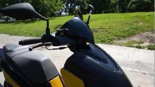 Обзор скутера Benelli Arrow 100