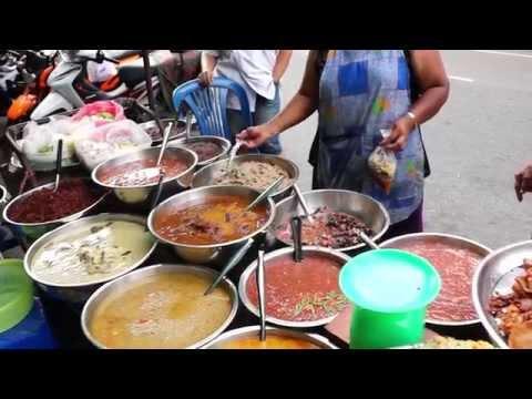 Thai Street Food - Bangkok, Thailand