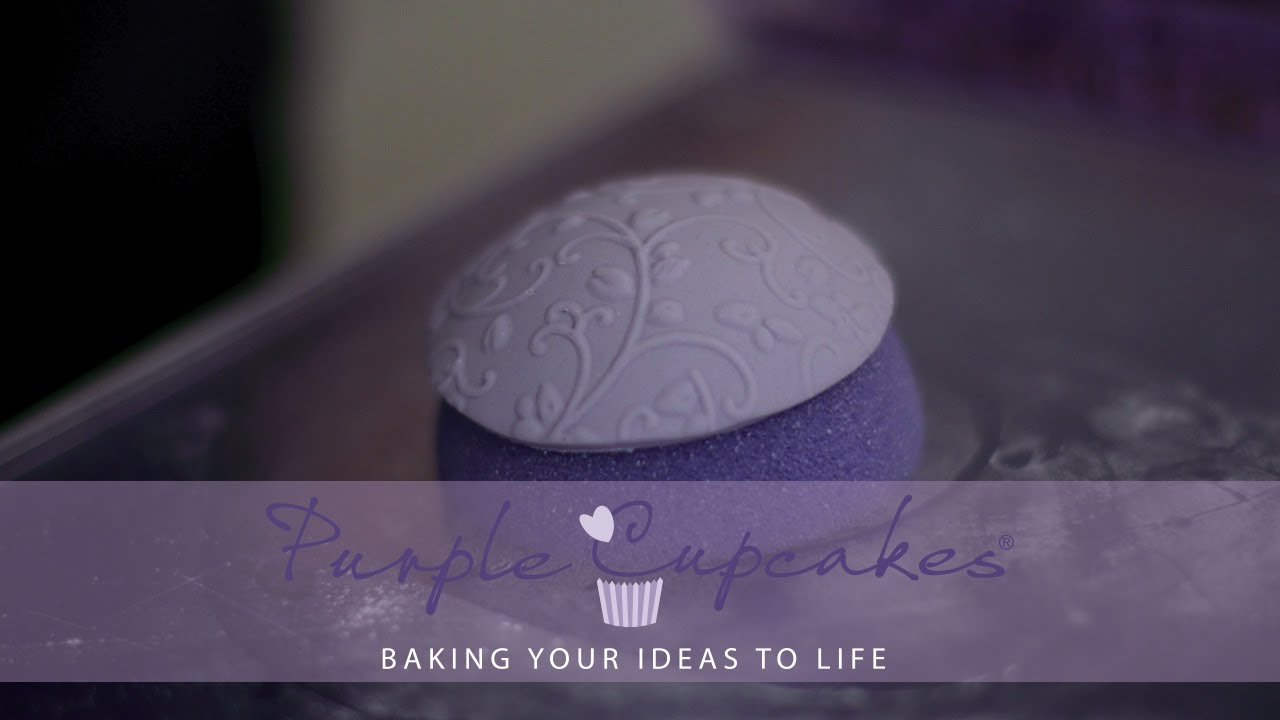 Cake Decorating Foam Balls : How to use Foam Balls for making domed cupcake toppers ...