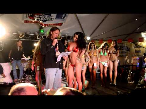 0 2013 Miss Florida Full Throttle Bikini Contest Part 1
