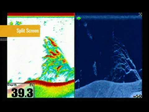 humminbird onix10ci si chartplotter/fishfinder combo with side imaging, Fish Finder