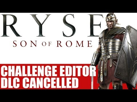 Ryse Son Of Rome News - Microsoft & Crytek Confirm Challenge Editor DLC Officially Cancelled
