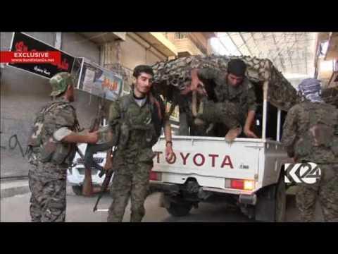 Xuất hiện một nhóm phiến quân mới tại Syria