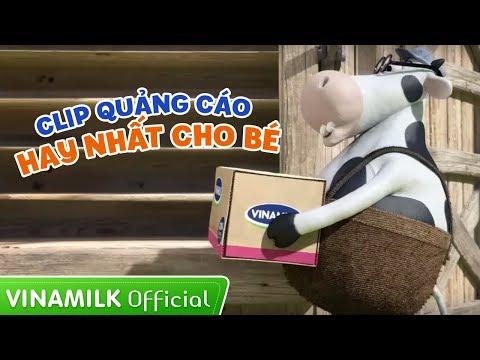 Quảng cáo Vinamilk - Tổng hợp những quảng cáo hay nhất cho bé