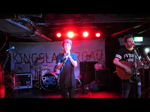 Jake Sims - Thinking out loud (Cover) Bristol 3-8-14