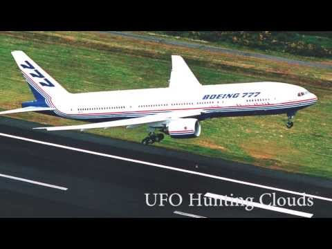 Malaysia Flight 370 Mystery - Was it Aliens?