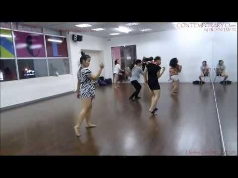 Contemporary Class by Huynh Men - Vet Mua - VDANCE Studio