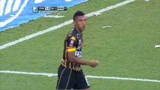 ¿Penal a Borja? River 1 - Olimpo 0. Fecha 16. Primera División 2014. FPT