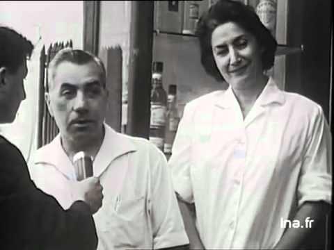 Micro-trottoir à Alger le 2 juillet 1962