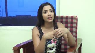 Shweta Basu About Jungle Shoot For Mixture Potlam Movie