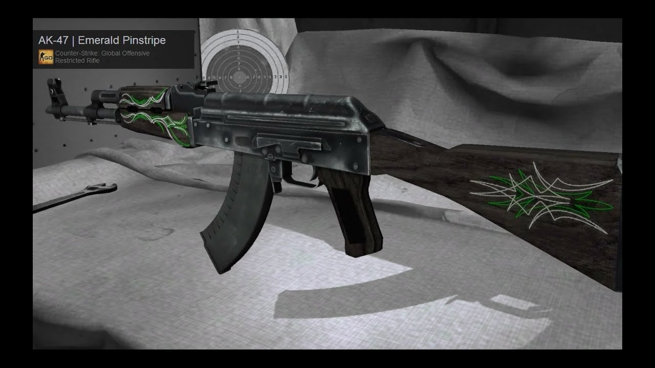 The Bank Collection Cs Go All Skins Preview Youtube