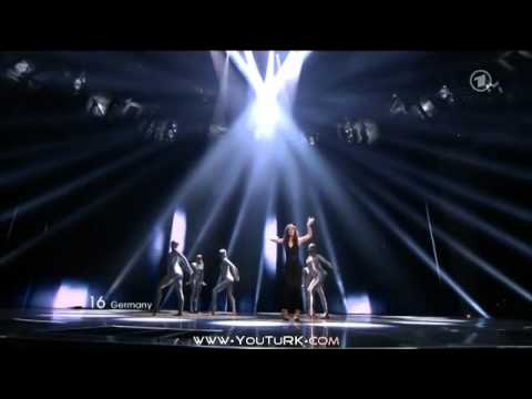 Eurovision 2011 Final - 16 Germany - Lena |