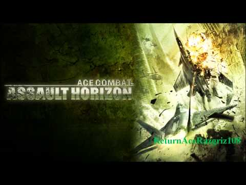 """Naval Warfare"" 7/35 - Ace Combat Assault Horizon Soundtrack OST"