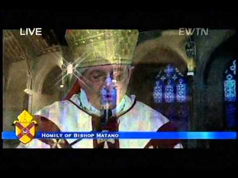 Bishop Matano's Homily, Installation Mass