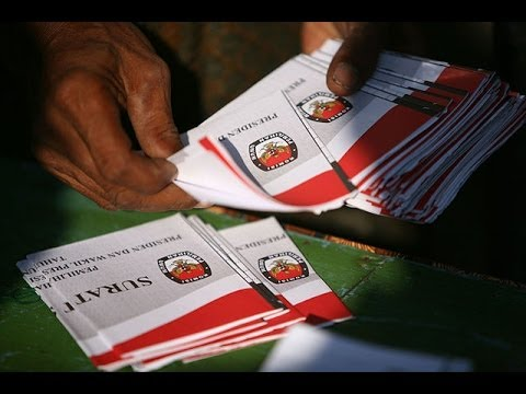 Indonesian Presidential Election 2014
