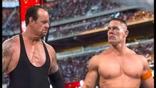 Wrestlemania 34: John Cena vs. THE UNDERTAKER