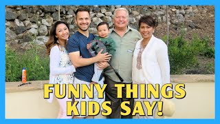 Funny Things Kids Say! - Duration: 18:32.