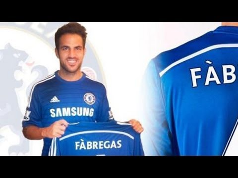 Cesc Fabregas | Welcome to Chelsea FC | Skills, Goals & Assists | HD
