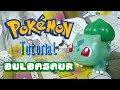 BULBASAUR Pokemon Polymer Clay Tutorial // Porcelana Fria