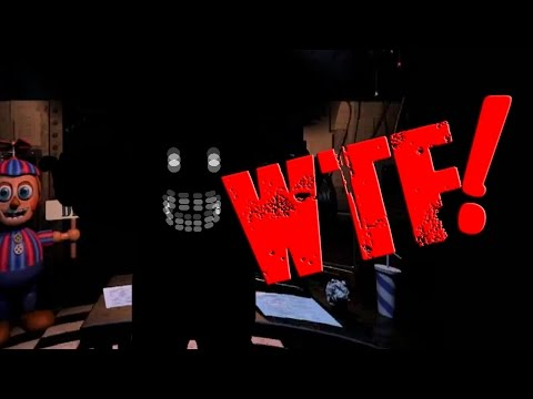 SHADOW BONNIE JUMP SCARE! FIVE NIGHTS AT FREDDY'S 2