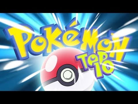 Top 100 Pokemon: The Top 10