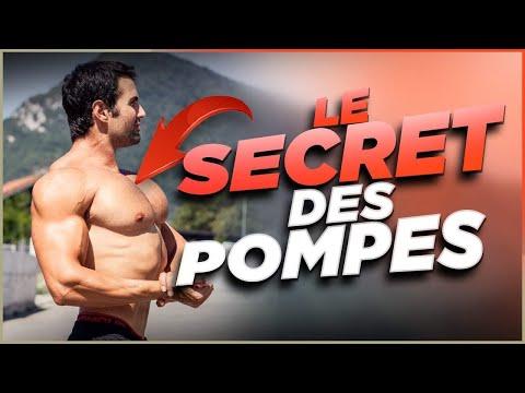 LE SECRET DES POMPES par Rudy Coia.