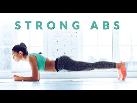 STRONG ABS Workout | Plank Based Core Workout