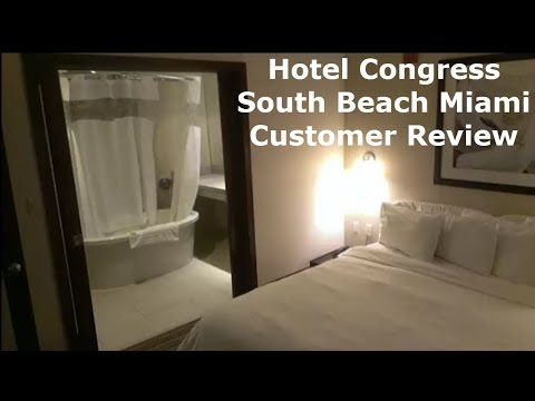 Customer Review of Congress Hotel in South Beach (Miami)