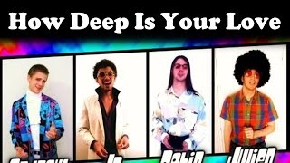 How Deep Is Your Love (Bee Gees) Acapella Cover