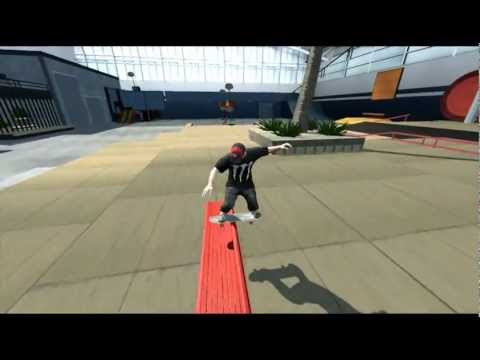 Skate 3 rob dyrdek s line youtube