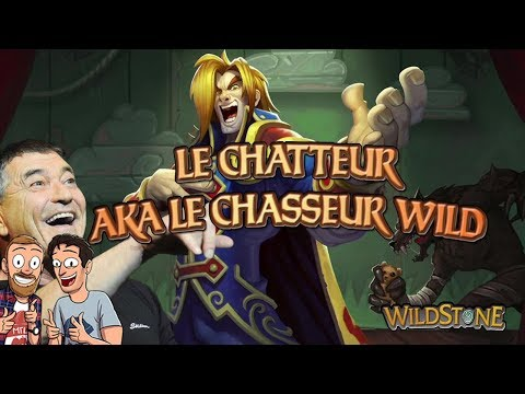 LE DECK CHATTEUR (CHASSEUR) WILD ! [Wild] [Fr] [Hearthstone]