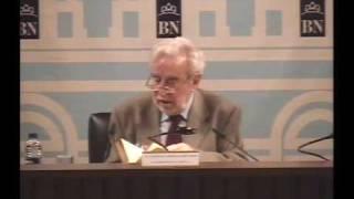 La Biblioteca de... Carlos Castilla del Pino (Conferencia completa)