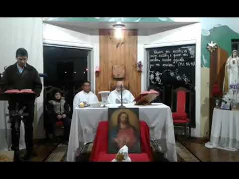 Santa Missa | 09.06.2020 | Terça-feira | Padre José Sometti | ANSPAZ