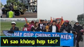 Vì sao Quân khu 4 không hợp tác với đảng trong việc đàn áp ngư dân miền Trung[108tv]