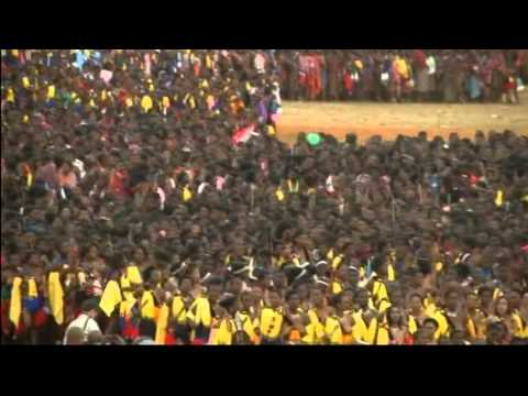 7146LI SWAZILAND-REED DANCE