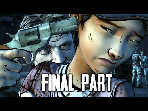 The Walking Dead Season 2 Episode 2 Gameplay Walkthrough Part 4 - Ending