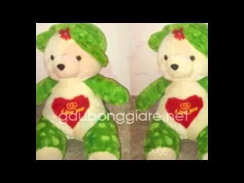 gấu bông giá rẻ thú nhồi bông dễ thương tphcm