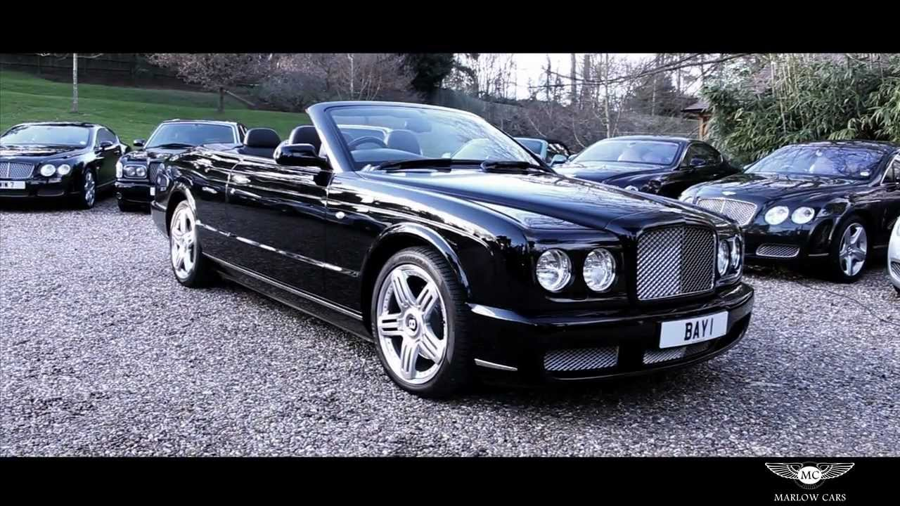 Bentley Azure Marlow Cars Youtube